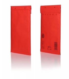 Protective envelope 14/D red
