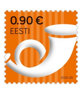 Standardmark. Postipasun 0,90 €